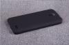 Чехол накладка для Alcatel POP 2 5042D Skinbox Shield 4People Черный