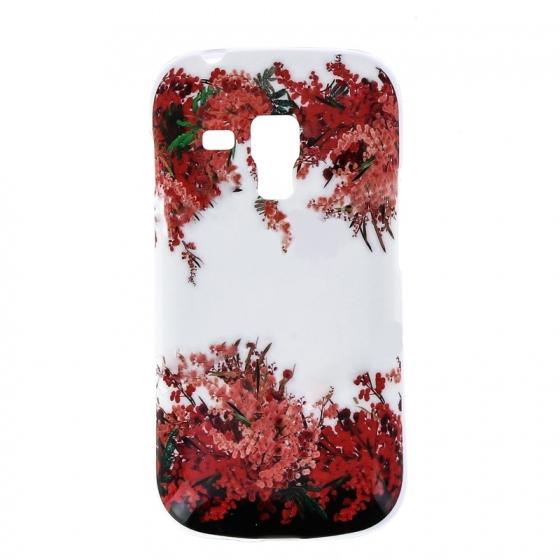 TPU Силиконовый чехол для Samsung Galaxy S Duos 2 GT-S7582 и Samsung Galaxy S Duos S7562 Armitage 6