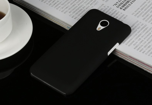 Skinbox для Meizu M1 note Shield 4People Черный