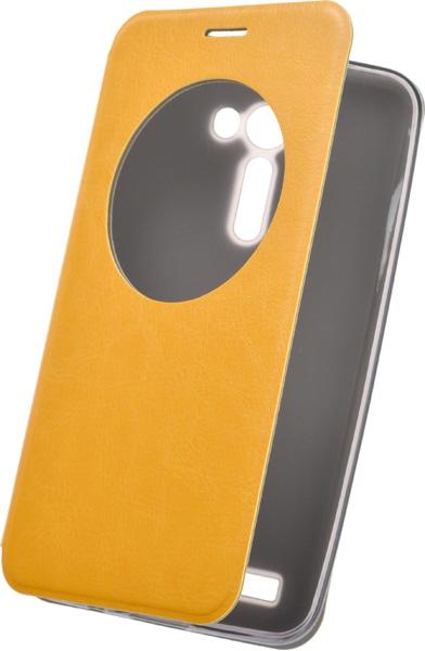 Skinbox для Asus Zenfone 2 Laser ZE550KL Lux AW Желтый