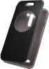 Чехол книжка для Asus ZenFone Selfie ZD551KL Skinbox Lux AW Черный