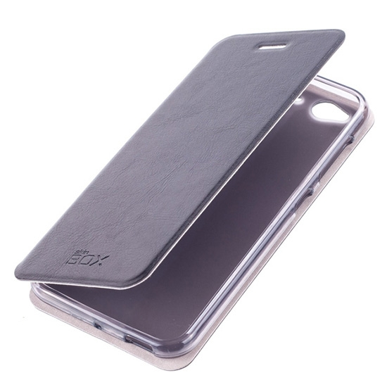 Skinbox для ZTE Blade S6 Lux Черный
