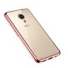 Силиконовый чехол для Meizu M3 Note Чехольчикофф Люкс Розовый
