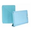 Чехол книжка для Apple iPad Air 2 Smart Case Трансформер Голубой