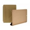 Чехол книжка для Apple iPad Pro 12.9 Smart Case Трансформер Бронзовый