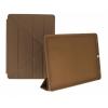Чехол книжка для Apple iPad Pro 12.9 Smart Case Трансформер Коричневый