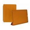 Чехол книжка для Apple iPad Pro 12.9 Smart Case Трансформер Светло коричневый