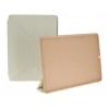 Чехол книжка для Apple iPad Pro 12.9 Smart Case Трансформер Светло серый