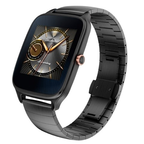 Asus ZenWatch 2 WI501Q-2MGRY0010 Gunmetal