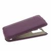 Чехол книжка для LG K7 X210ds UpCase Фиолетовый