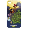 ����� �������� ��� Apple iPhone 4s Angry Birds Space Group Liguid Rubber