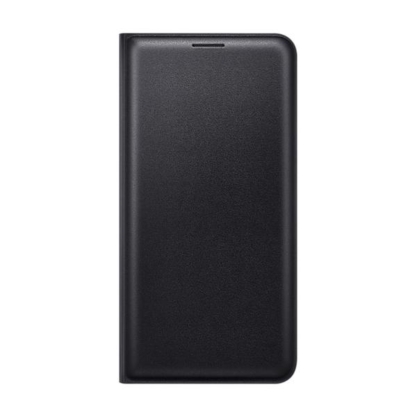 Samsung для Galaxy J5 (2016) Flip Wallet EF-WJ510PBEGRU Черный