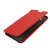 Чехол книжка для Samsung Galaxy E7 SM-E700F UpCase Красный боковой