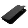 Чехол книжка для Samsung Galaxy E7 SM-E700F UpCase Черный боковой