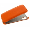 Чехол книжка для LG Nexus 5 Armor Case Оранжевый