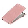 Чехол книжка для Samsung Galaxy Note 3 UpCase Светло розовый крокодил