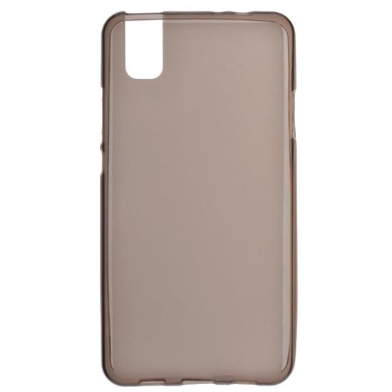 Skinbox Силиконовый чехол для Huawei ShotX Shield Silicone Case 4People Коричневый
