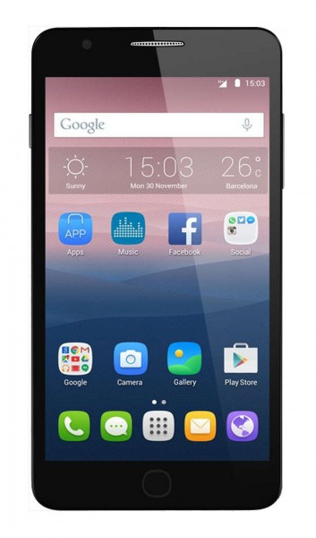 Alcatel One Touch Pop Up 6044D Black White