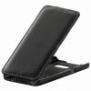 Чехол книжка для Samsung Galaxy S7 Edge UpCase Черный
