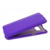 Чехол книжка для Samsung Galaxy S7 UpCase Фиолетовый