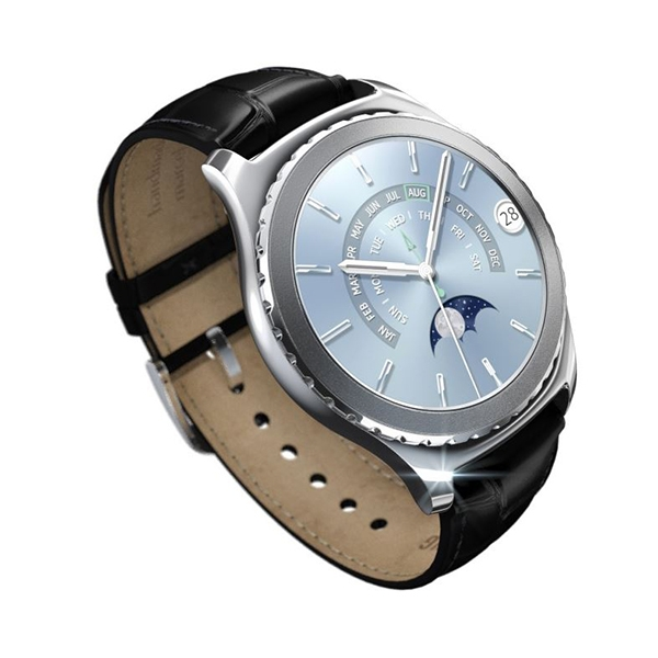 Samsung Gear S2 SM-R732 Special Edition White Gold