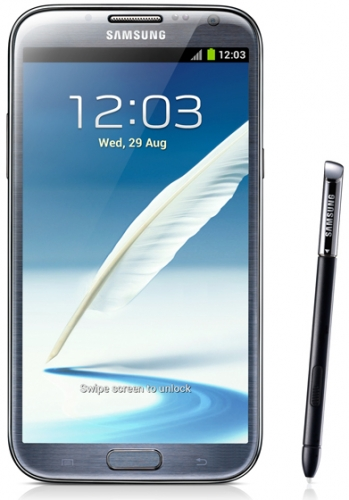 Samsung N7100 Galaxy Note II 16Gb Grey