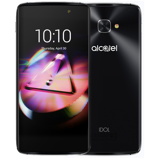 Alcatel Idol 4S 6070K Dark Gray