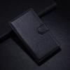 Чехол книжка для Meizu M3 Note Чехольчикофф Премиум Черный