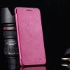Чехол книжка для Xiaomi Mi5 Чехольчикофф Светло розовый