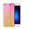 Силиконовый чехол для Xiaomi Mi5 Чехольчикофф Желто розовый