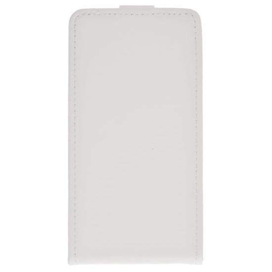 Skinbox для Huawei P8 Lite Flip Case Белый