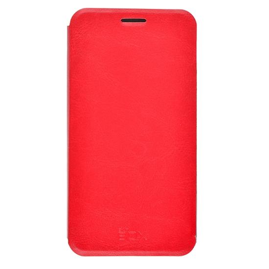 Skinbox для Samsung Galaxy J7 (2016) SM-J710FN Lux Красный