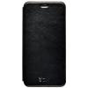 Чехол книжка для Xiaomi Mi5 Skinbox Lux Черный