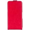 Чехол книжка для Philips Xenium W6610 Skinbox Flip Case Красный