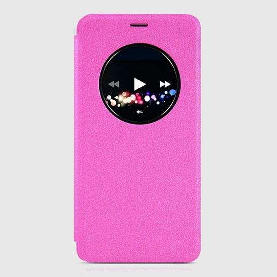 Чехольчикофф для Meizu U20 с окошком Розовый