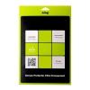 Пленка защитная для Apple iPad Mini Ainy Глянцевая