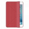 Чехол книжка для Apple iPad Mini 4 Deppa Wallet Onzo Красный (88012)