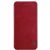 Чехол книжка для Apple iPhone 7 Plus Nillkin Qin Leather Case Красный