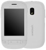 Alcatel One Touch 720D Chrome White