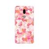 Силиконовый чехол для Xiaomi Mi5S Plus Чехольчикофф Фламинго 1