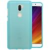 Силиконовый чехол для Xiaomi Mi5S Plus Чехольчикофф Премиум Голубой