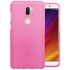 Силиконовый чехол для Xiaomi Mi5S Plus Чехольчикофф Премиум Розовый
