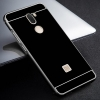 Чехол накладка для Xiaomi Mi5S Plus Чехольчикофф Люкс Черный
