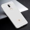 Чехол накладка для Xiaomi Mi5S Plus Чехольчикофф Люкс Серебряный