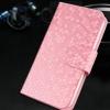 Чехол книжка для Meizu U10 Чехольчикофф Светло розовый
