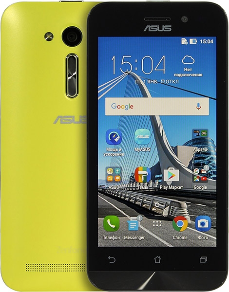 Asus ZenFone Go ZB450KL 8Gb Yellow