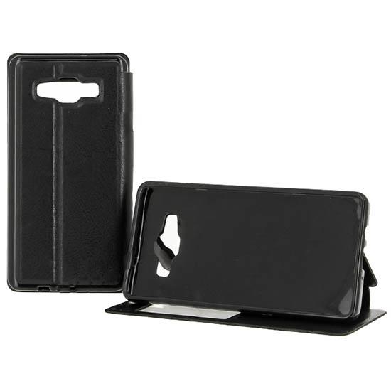 Time для Samsung SM-G318H Galaxy Ace 4 Neo Book Case Черный