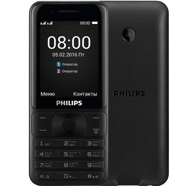 Philips E181 Black