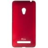 Чехол накладка для Asus Zenfone 5 Skinbox Shield 4People Красный