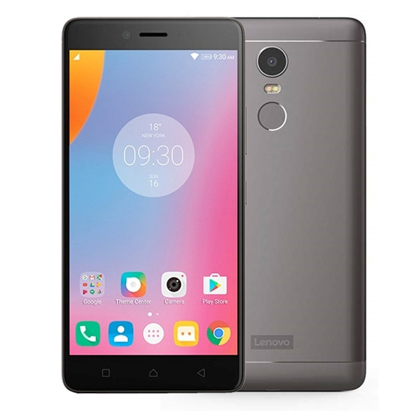 Lenovo K6 Note Dark gray